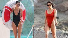 今夏泳裝也復古!高腰設計助女生們一圓長腿夢