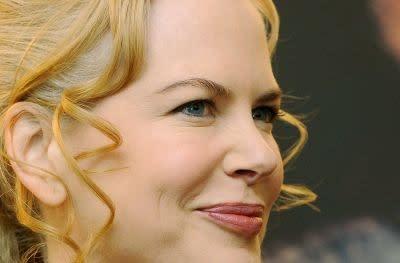 Nicole Kidman says starring in new film The Northman has her feeling 'pretty terrified'