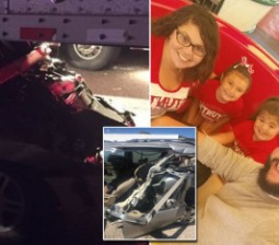 Family Taking Daughters on Surprise Disney Vacation Hit by Suspected Drunk Driver: Cops