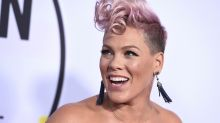 """Nach """"Frauen müssten sich steigern""""-Aussage des Grammy-Chefs: Sängerin Pink kontert"""