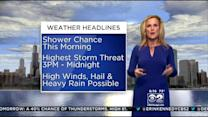 CBS 2 Weather Watch (6AM, June 10, 2015)