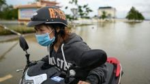 Nine rescuers dead after Vietnam landslide; heavy rains continue