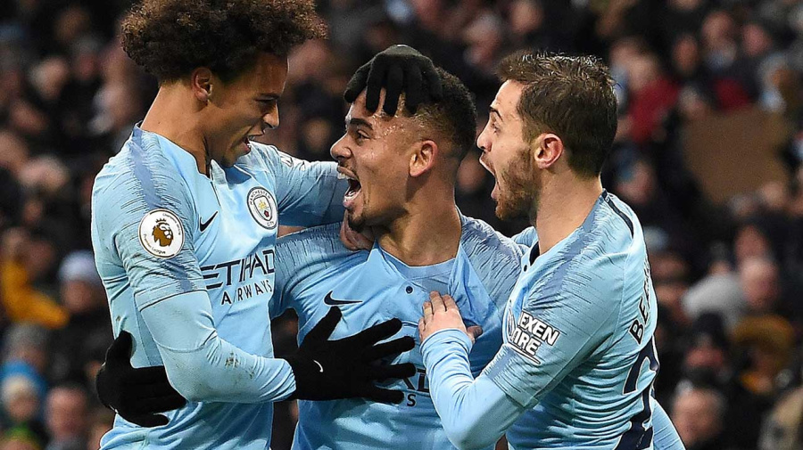 PL Wrap: Jesus shines as City regain top spot