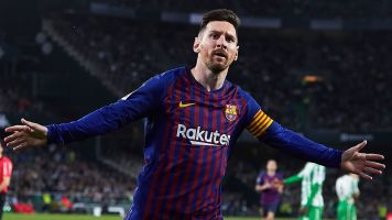 Is Lionel Messi actually getting ... better?