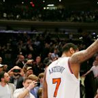 NBA trade rumors: Carmelo Anthony's camp hopeful Knicks star will be dealt to Rockets by Monday