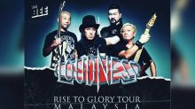 """Heavy metal band Loudness returns to KL with """"Rise to Glory"""" tour"""