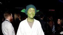 Joseph Gordon-Levitt Wore an Epic DIY Yoda Costume to the 'Star Wars' Premiere -- See the Pic!