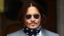 Johnny Depp foi agredido por ex-mulher, diz segurança do ator em tribunal