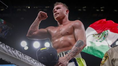 Canelo will fight Smith in Dec. title bout
