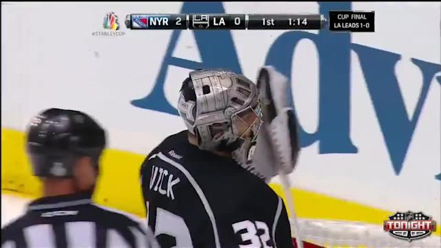 NY Rangers Rangers at Los Angeles Kings - 06/07/2014