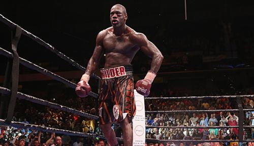 Boxen: Wilder will gegen Joshua kämpfen