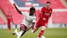 Bukayo Saka destined for the top as Arsenal's rising star shines vs Liverpool