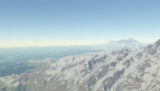 The Outerra seamless planet rendering engine will blow your mind