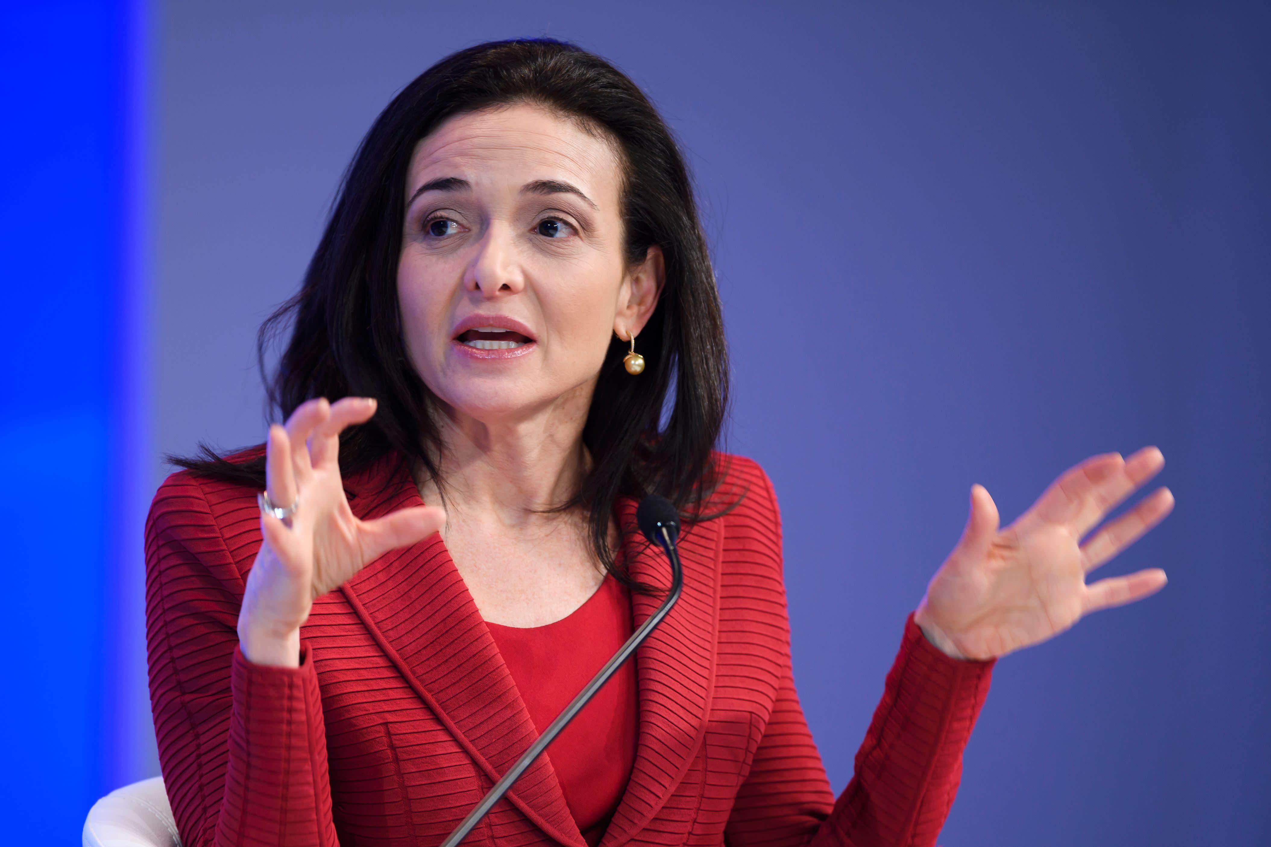 Watch Facebook's Sheryl Sandberg Make a Speech at Virginia ...