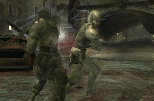 Metal Gear Online 'Scene Expansion' adds playable Raiden, Vamp