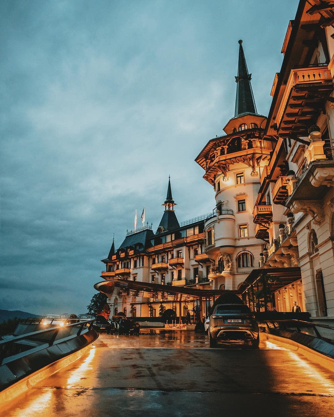 Swiss Alps 5-Star Hotel is Switzerland's First Luxury Hotel to Accept Bitcoin