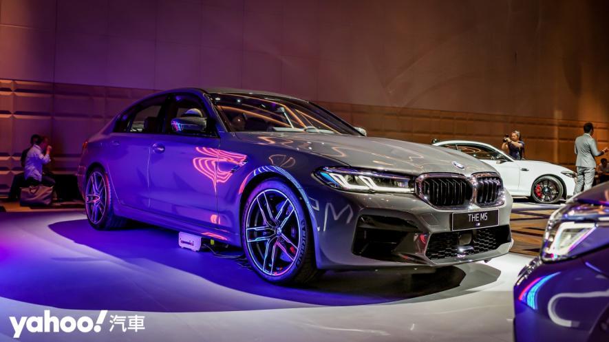 注意!紳裝暴徒來襲!2021 BMW M5、M550i與M2 CS登場! - 2