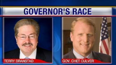 Poll: Branstad Holds Lead Over Culver