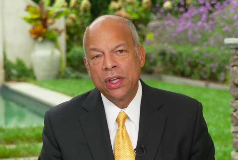 "Transcript: Jeh Johnson on ""Face the Nation"""