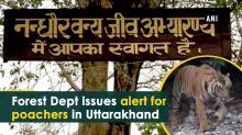 Forest Dept issues alert for poachers in Uttarakhand