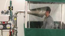 Tiny airborne particles may pose a big coronavirus problem