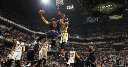 Basket - NBA - Cleveland premier qualifié pour les demi-finales de Conférence à l'Est