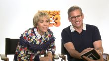 What Does 'Despicable' Mean? Watch Steve Carell and Kristen Wiig Answer Adorable Questions From Kids