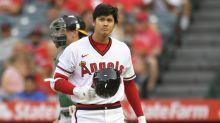 【影】MLB美職懶人包》大谷翔平敲兩次雙殺打天使5分差吞敗陣 進攻雙箭頭發威洋基橫掃馬林魚