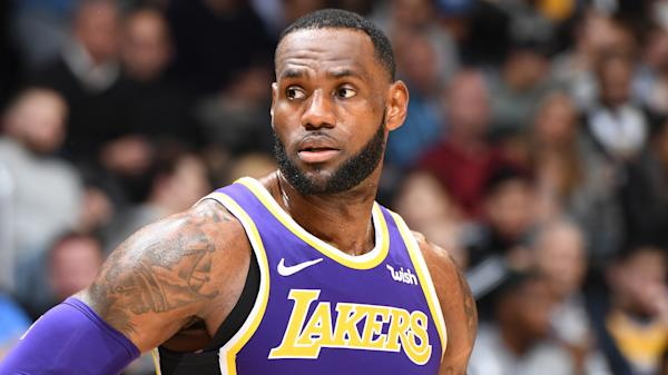704703f9b15f Sources  LeBron James to play on minutes restriction for rest of season