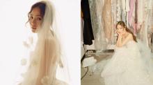 太陽、閔孝琳完婚!超美婚戒和婚紗就是來自這個品牌