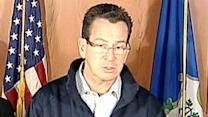"""Conn. Governor: """"We're making real progress"""""""