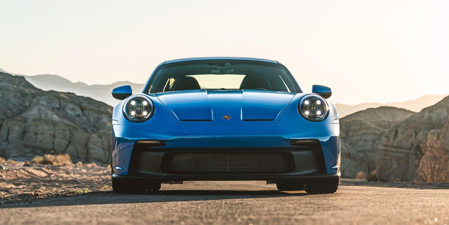 Porsche Can't Sell Its 2022 911 GT3 With a Manual in California
