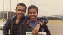 El romántico mensaje de Barack Obama para su esposa Michelle en su cumpleaños