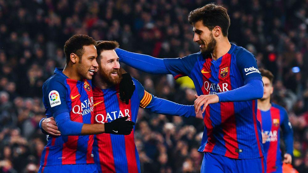 Alavés x Barcelona: a partida de Messi e Neymar