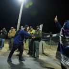 Storm Area 51: Hundreds of people gather at US military base to 'see them aliens'