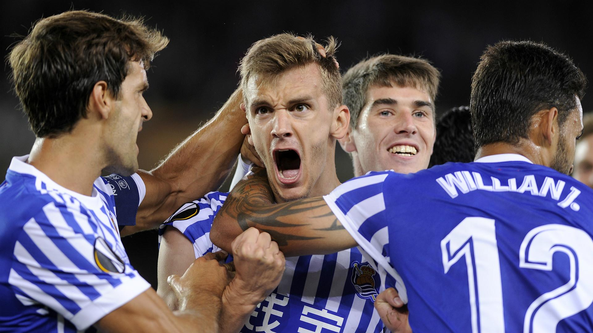 'If he can play against Real Madrid, he can play for us!' - Llorente ready for Premier League after Leeds move, says Bielsa