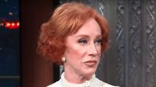 Kathy Griffin Faced 'Conspiracy To Assassinate' President Charge Over Trump Head Photo