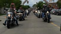 Bikers Mark 20th Anniversary of Oklahoma City Bombing