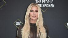 "Khloé Kardashians Kollagen-Ergänzungsmittel laut Experten eher ""Falle"" als ""Magie"""