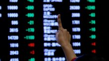 Asian shares slip from nine-month high, European PMIs in focus