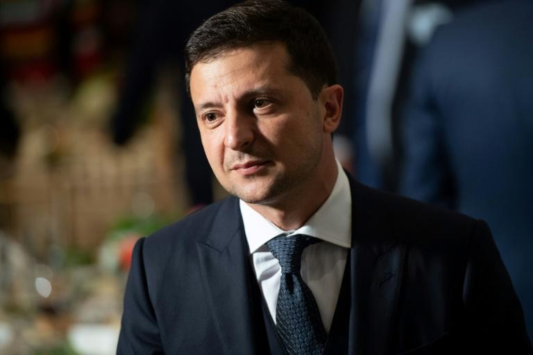 Ukrainian President Volodymyr Zelensky has vowed not to betray the country's interests
