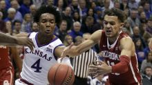 Devonte Graham drops 23 and shuts down Trae Young in Kansas' blowout win over Oklahoma