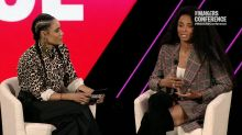 Ciara and Angela M. Davis | The 2019 MAKERS Conference