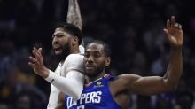 Clippers' first-half schedule only has one Lakers game: the season opener