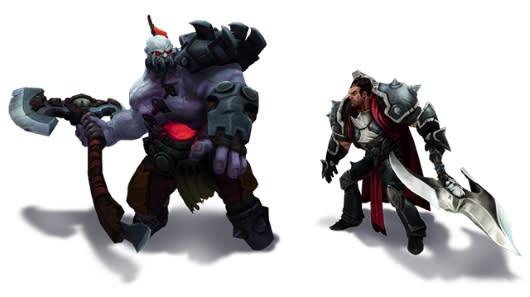 League of Legends reimagines Sion, the undead juggernaut