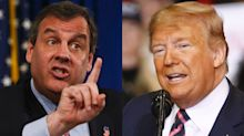 Chris Christie on Trump calling Russia tampering a hoax: 'It's dangerous because he's wrong about it'