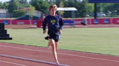 Track And Field Athletes Compete In Turlock