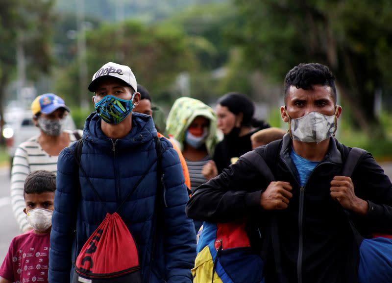 Despite COVID-19, new wave of Venezuelan migrants heads to Colombia