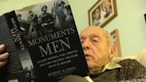 Monuments Men veteran not surprised by resurfacing of Nazi-seized art