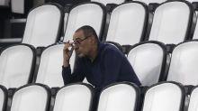 Maurizio Sarri sacked as Juventus manager
